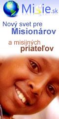 Misie.sk - informaèný a diskusný portál o misiách a misionároch